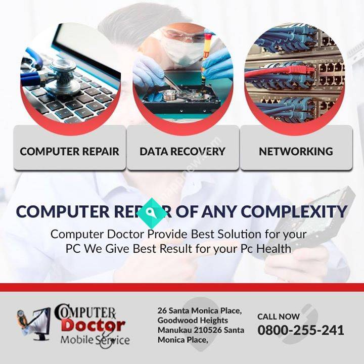 Computer Doctor Mobile Services