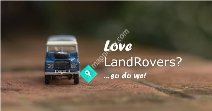 G-Rover: Land Rover Parts and Accessories NZ