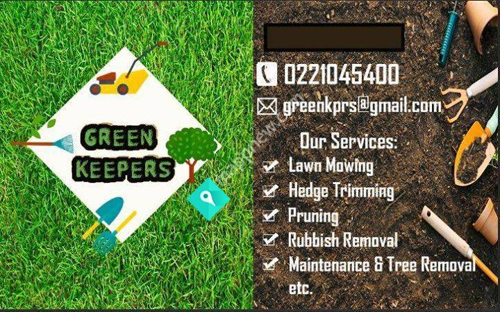 Green Keepers Gardening & Landscaping