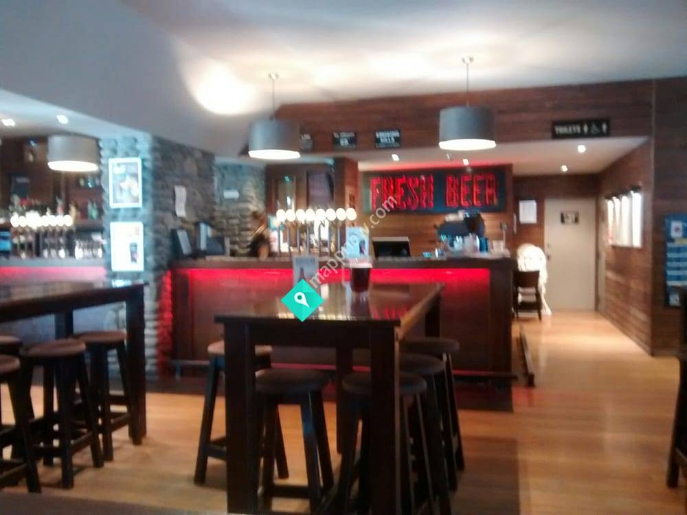Monteith's Brewery Bar